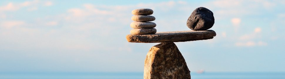 The balance between trust and control