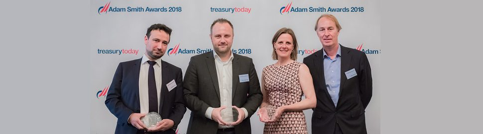 Adam Smith Awards 2018