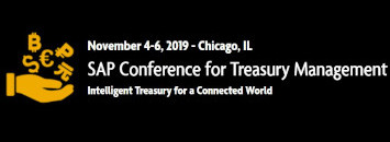 SAP Conference for Treasury Management 2019