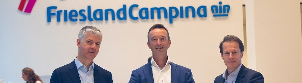FrieslandCampina's route to a higher treasury level