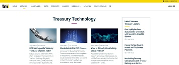 New publication on the TMI website: RPA considerations for treasurers