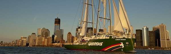 Greenpeace's safe choice for sustainability